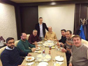 Yozgat'ta mobilya sektörü temsilcileri bir araya geldi