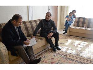 Genel Sekreter Semur'dan Ev Ziyareti