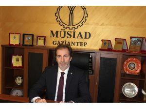 MÜSİAD Gaziantep Şubesi'nden Akademisyenlerin Bildirisine Tepki