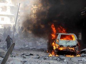 DAEŞ'ten Halep'e saldırı: 4 ölü
