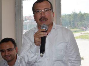AK Partili Aydemir Başkanlık Sistemini Anlattı