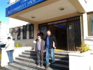 Hakkında 9 yıl kesinleşmiş hapis cezası bulunan şahıs esrar satarken yakalandı
