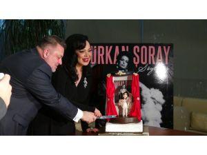 Türkan Şoray, albümünü tanıttı