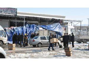 Bayırbucak Türkmenleri için toplanan yardımlar yola çıktı