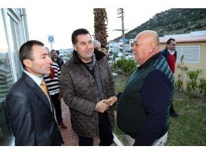 Bodrum'da Yeni Yılın İlk Muhtarlar Toplantısı Yapıldı