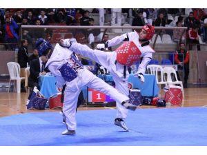 Gençler Türkiye Taekwondo Şampiyonası Başlıyor