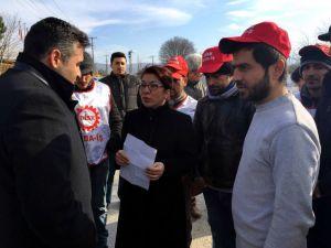 CHP Milletvekili Biçer: Turgutlu'da tavuk işletmesi 90 çalışanı işten çıkardı