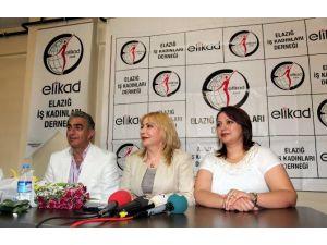 Elazığ Türkiye İş Dünyasında Doğu Anadolu'nun Merkezi Oldu