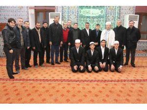 İmam Hatip Öğrencileri Umre'ye Gitti
