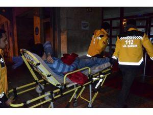 Sobadan Sızan Gazdan Etkilenen Adam Hastaneye Kaldırıldı