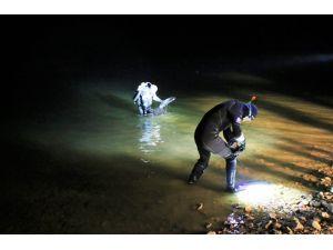Hirfanlı Barajı'nda ördek avında kaybolan kişinin cansız bedenine ulaşıldı