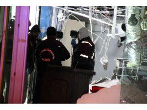 Beyaz Eşya Dükkanında Patlama: 1 Ölü