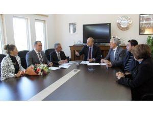 Didim Belediyesinde Memurlarla Toplu Sözleşme İmzalandı