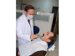 Ağız Ve Diş Sağlığı Hastanesi'nde İmplant Uygulaması Başladı