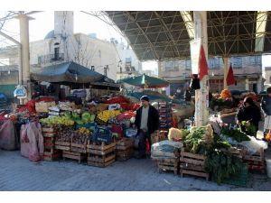 Soğuklar Meyve Sebze Fiyatlarını Arttırdı