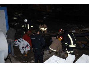 Çanakkale Belediyesinden Vinç Kazasına Açıklama