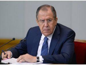 Lavrov: Suriye görüşmeleri PYD'siz sonuç vermez