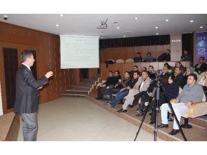 Emniyet Teknisyen Yardımcılarına Eğitim