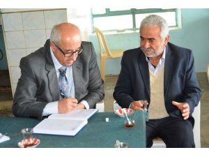 Komisyon Üyeleri Sorunları Yerinde Tespit Etti
