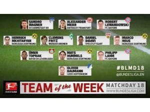 Ömer Toprak Bundesliga'da Haftanın 11'inde