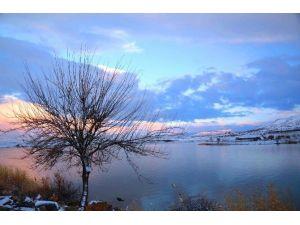 Kırkar Gölü'nün Doluluk Oranı Yüzde 80'i Aştı