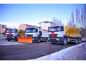 Karaman Belediyesi Araç Parkını Güçlendirdi