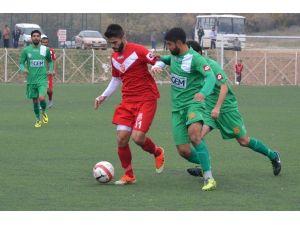 1.amatör Küme Futbol Ligi'nde 2.yarı Hafta Sonu Başlıyor