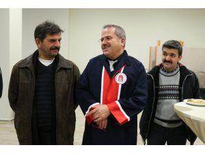 Amasya UZEM, yüksek lisansta 3'üncü dönem mezunlarını verdi