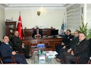 Beyşehir'de İlçe Av Komisyonu Toplantısı Yapıldı