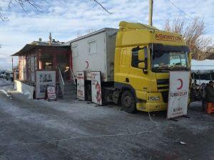 Muradiye'de Kan Bağışı Kampanyası