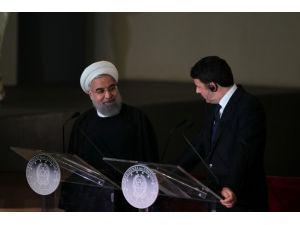 İran'la 17 milyar Euro'luk anlaşma imzalayan İtalya: Bu daha başlangıç