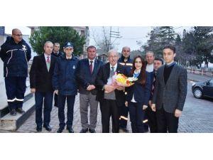 Başkan Albayrak'ın Marmara Ereğlisi Ziyaretleri