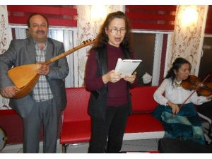 Eskişehir'de Saz Ve Sözün Sultanlarından Muhteşem 'Şiir Ve Musiki' Dinletisi