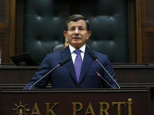 Başbakan Davutoğlu: Bugün itibariyle erken seçim gibi bir gündem yoktur
