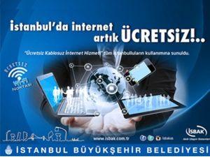 İstanbul, Ücretsiz İnterneti Sevdi