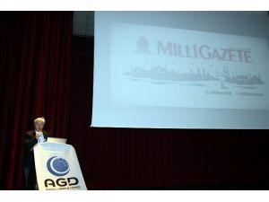 Milli Gazete Genel Yayın Yönetmeni Mustafa Kurdaş: