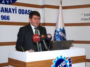 Boydak: Kıdem tazminatı fonu çalışmalarını destekliyoruz