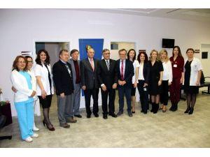 Yenilenen ESOGÜ Prof. Dr. Hikmet Hassa Üreme Sağlığı Merkezi Açıldı