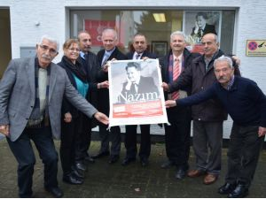 Kılıçdaroğlu, Nazım Hikmet'i anma programı için Almanya'ya gidecek