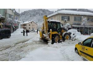 Sinop'ta 189 Köy Yolu Kapalı