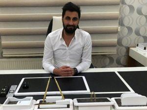 Metin Kaymak, Gençlik Ve Spor Konfederasyonu Diyarbakır Bağlar İlçe Başkanı Olarak Atandı