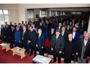 Kütahya Esnaf Ve Sanatkarlar Kredi Ve Kefalet Kooperatifi Mali Kongresi Yapıldı