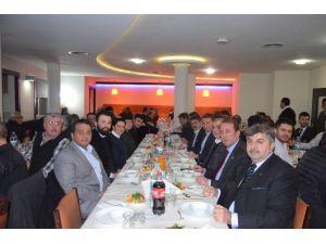 AK Parti Tepebaşı İlçesi Ocak Ayı Danışma Meclisinde Bir Araya Geldi