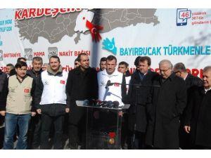 Kahramanmaraş'ta Bayırbucak Türkmenleri İçin Yardım Çağrısı