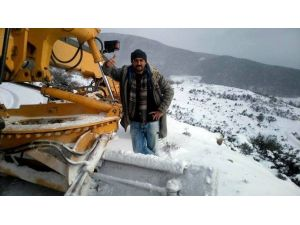 Kar Timleri İş Başında