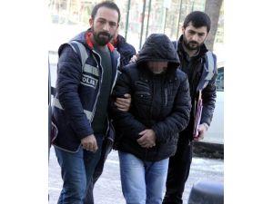 Poşette Parmak İzi Çıkınca Tutuklandı