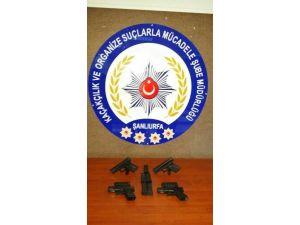 Şanlıurfa'da Silah Ticareti Yapan 2 Kişi Yakalandı