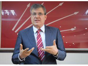 CHP İl Başkanı Barut: AKP iktidarıyla Adana'ya darbe üzerine darbe vuruldu