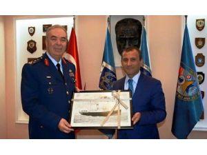 Hava Kuvvetleri Komutanı Bandırma'da