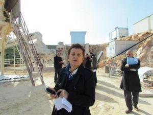 Germiyan'daki Taş Ocağı İçin Yeni ÇED Süreci